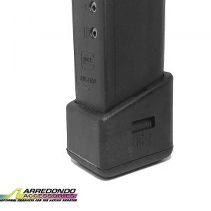 Arredondo Extended Pad for Glock 10 rnd. Magazines