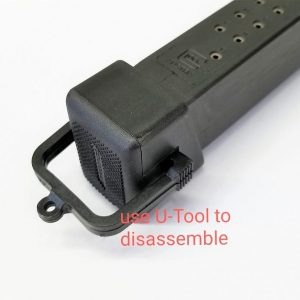 Arredondo Base Pad Kit w/U-Tool for Glock