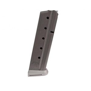 Dawson 1911 9mm 10-rd Mag - No Gap - Silver