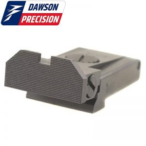 Dawson Precision Adjustable Rear Sight for Glocks