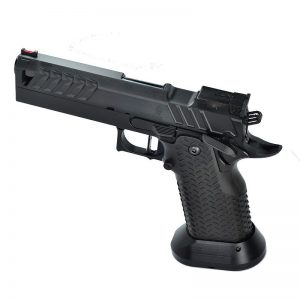 Atlas Gunworks Hyperion 9mm Black DLC Finish