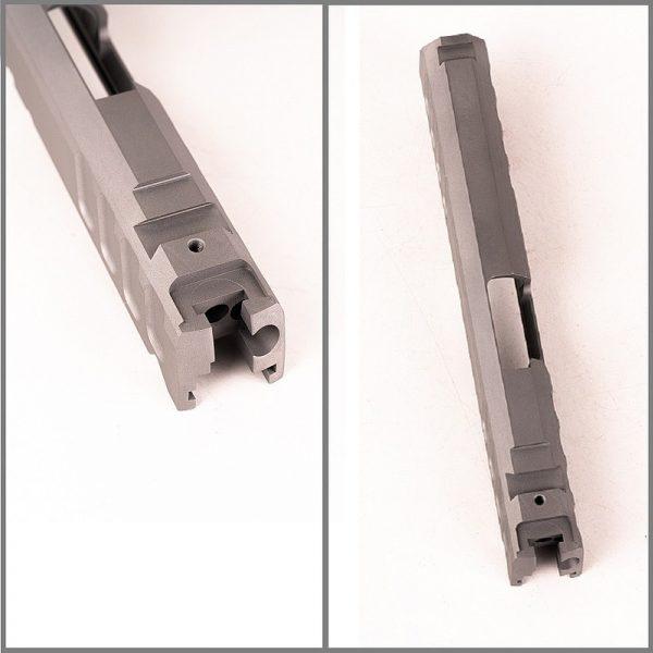 Atlas Gunworks Pre-Cut 5″ Type 2 Unique Slides