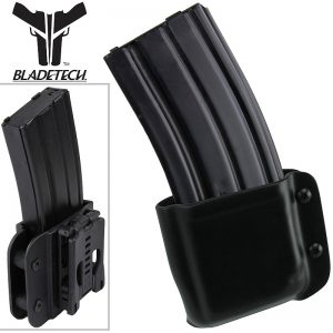 Blade-Tech AR-15 Pouch - Bullets Facing Front