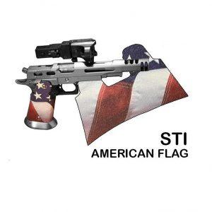 A-Zone Gear - STI Grip Tape - U.S. Flag