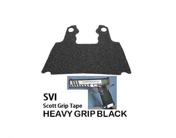 A-Zone Gear - SVI Scott Grip Tape - Heavy Black