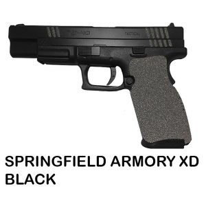A-Zone Gear - Springfield XD Grip Tape - Black