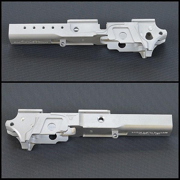 Brazos Custom Modular Double Stack Frames