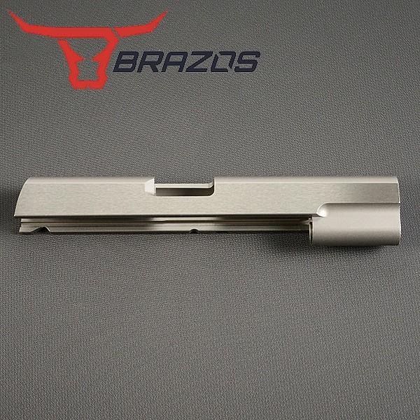 Brazos Custom Gunworks 5 inch Bald Classic Slides