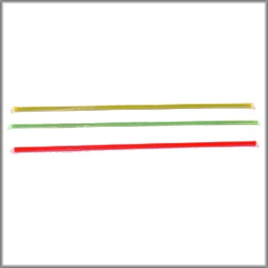 Brazos Lighting Rod Replacement Fiber .060 Red