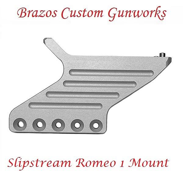 Brazos Slipstream for Romeo 1 with Blast Shield