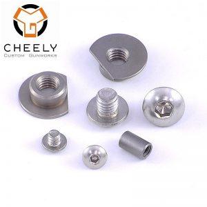Cheely Custom Widebody Grip Bushing Kit