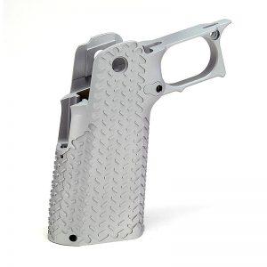 Cheely Custom L2 Stainless Grip Kit