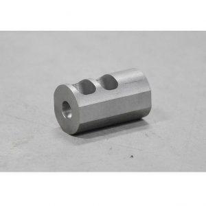 Cheely Custom Titanium 2 Port Compensator
