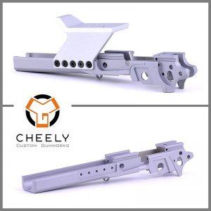 Cheely Custom XWF Frame - Heavy Open