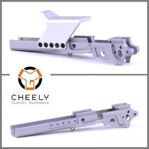 Cheely Custom XWF Frame - Lite Open