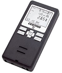 CED 7000 Speed Timer