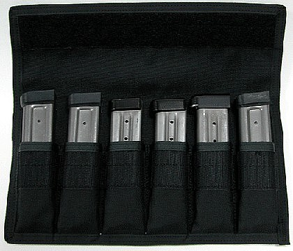 CED Magazine Storage Pouch - Standard