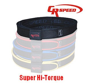 CR Speed Hi-Torque Range Belt System - BLACK