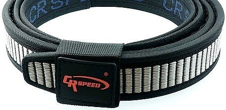 CR Speed Deluxe Range Belt System - Silver