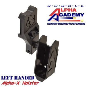 Double Alpha Academy - Alpha-X Holster Left Handed