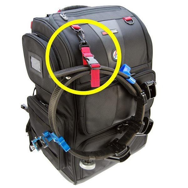 Double Alpha Range Pack Pro Extra Rig Straps