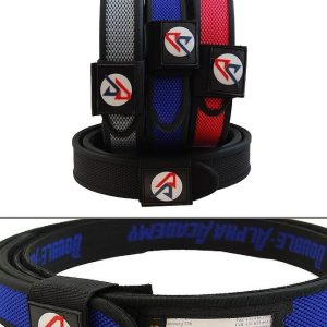 Double Alpha Premium Belt System - Red
