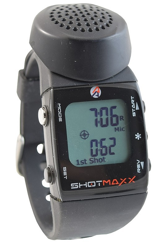 Double Alpha SHOTMAXX-2 Watch Timer
