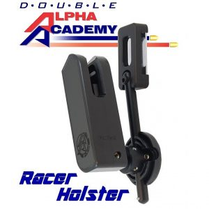 Double Alpha Racer Holster