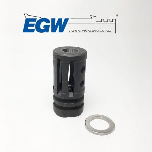 EGW 9mm Post-Ban Style Compensator