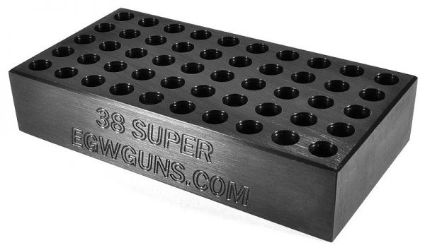 EGW Ammo Chamber Checker 50-Hole