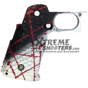 Extreme Shooters Splattered DVC/Dragon Scale Grips