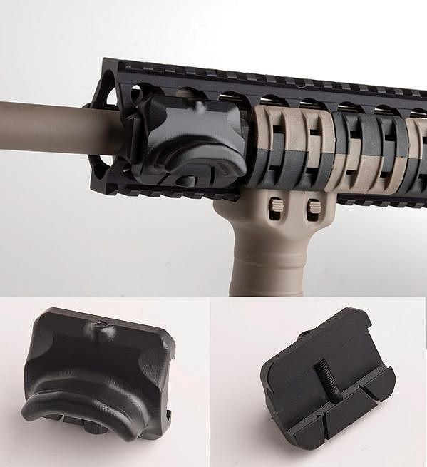 GoGun AR-15 Aluminum Gas Pedal