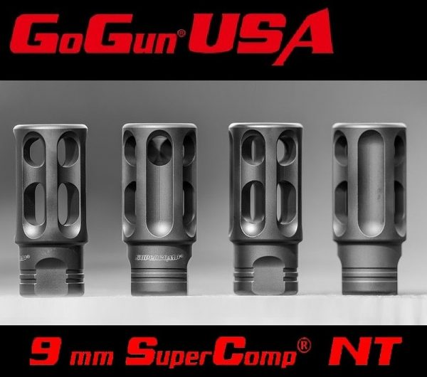 GoGun USA 9mm SuperComp® No Talon