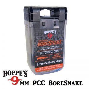 Hoppe's BoreSnake Den Case & T-Handle - 9mm PCC