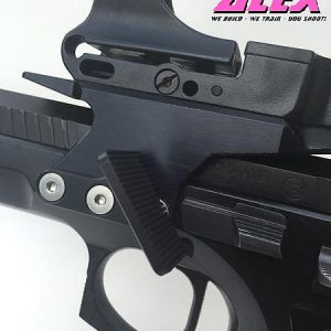 IPSC Alex Thumb Rest for CZ Czechmate/TSO