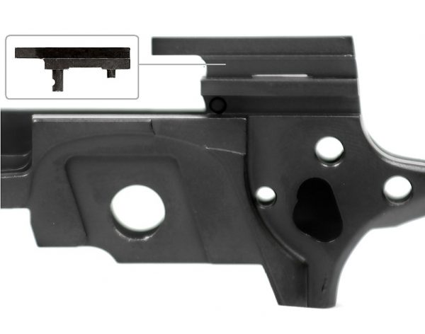Limcat Extended Ejector