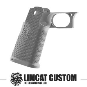 Limcat 2011 Stainless Steel Checker Grip