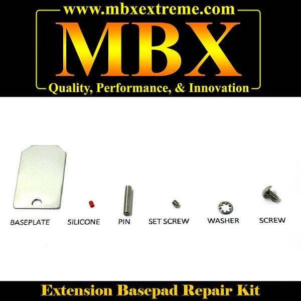 MBX PCC Extension Basepad Repair kit