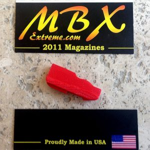 MBX Stealth Competition Follower for Para - Red