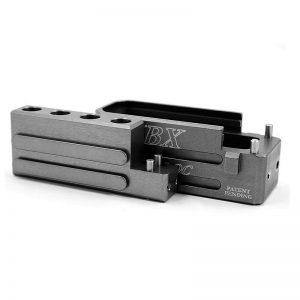 MBX Inter-loc AR-15 Basepad Black
