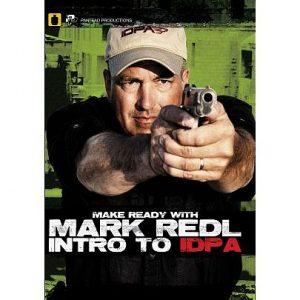 Panteao Prod. Mark Redl - Intro to IDPA - DVD