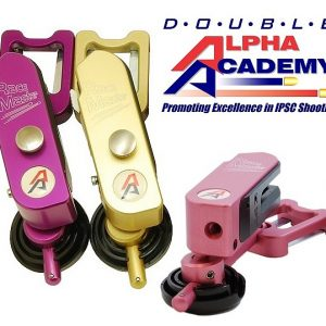 DAA Race Master Holster- Magnetic Gold/Purple/Pink