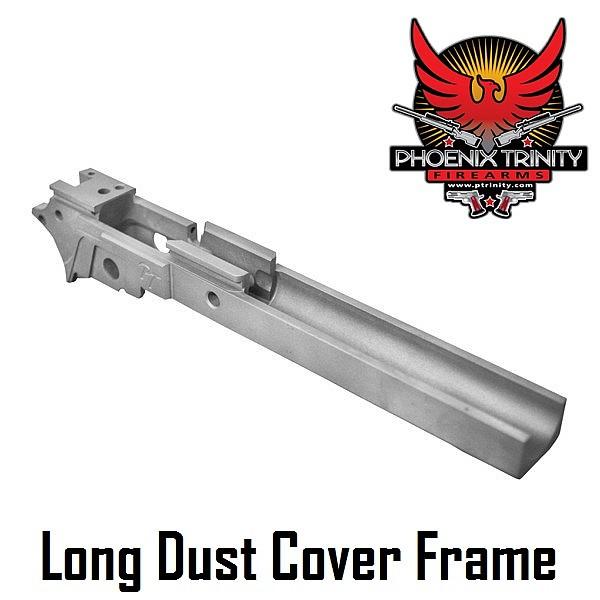 Phoenix Trinity Long Dust Cover Frame