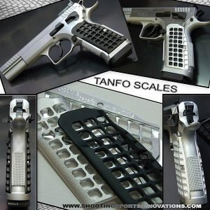 Shooting Sport Innov. Scale Grips - Tanfoglio 1.0