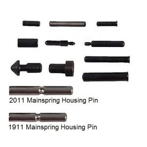 STI 1911/2011 Frame Pin Kits