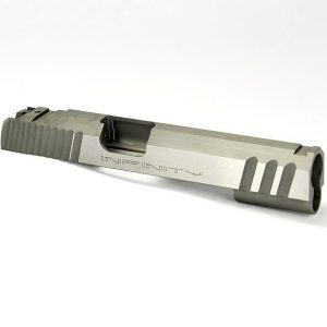 SV Infinity 5-inch Slide - Bomar Cut - Serrations