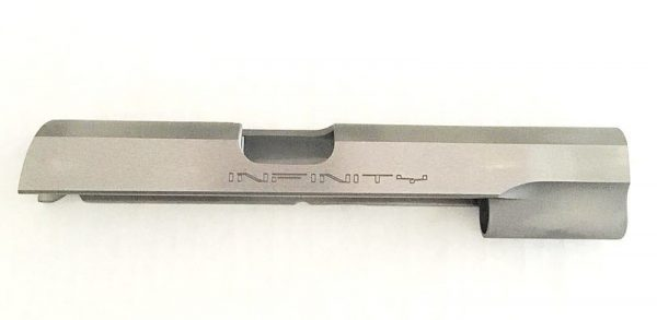 SV Infinity 5-inch Slide - Stirrup Cut - Bald