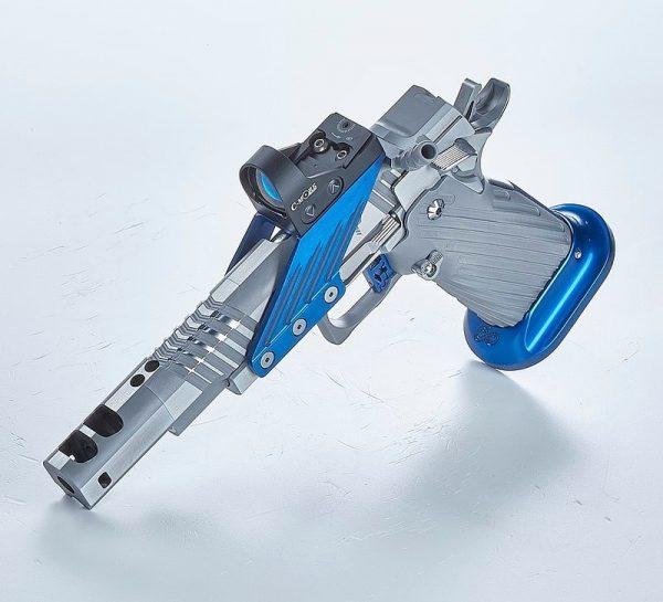 SV Infinity Pistol - IMM Open - 9mm Major