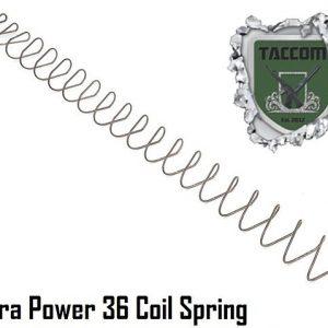 Taccom Extra Power 36 Coil Glock Spring