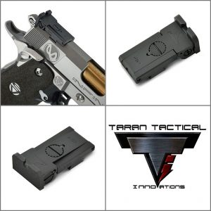 Taran Tactical 1911/2011 Adjustable Rear Sight